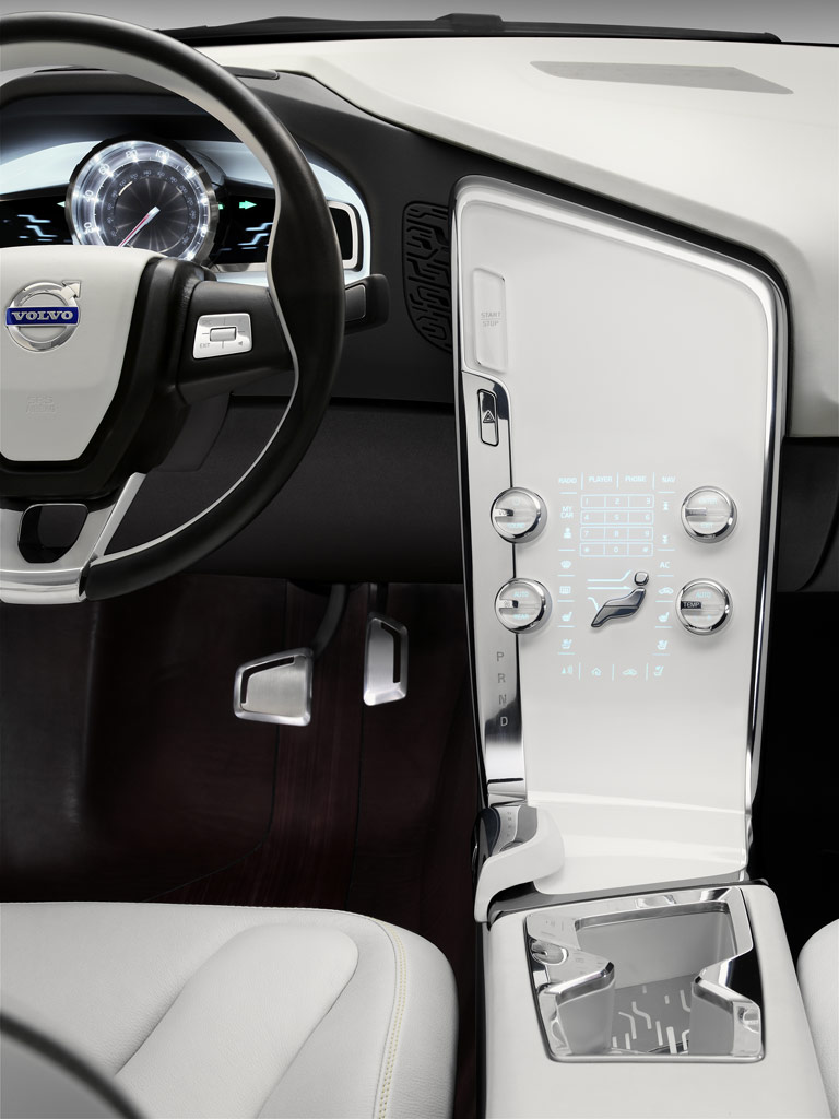 volvo xc60 concept interior car body design. Black Bedroom Furniture Sets. Home Design Ideas