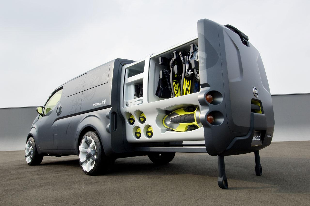 2013 Nissan Nv Cargo Nv2500 Hd S V6 3dr Rear Wheel Drive Cargo Van 7