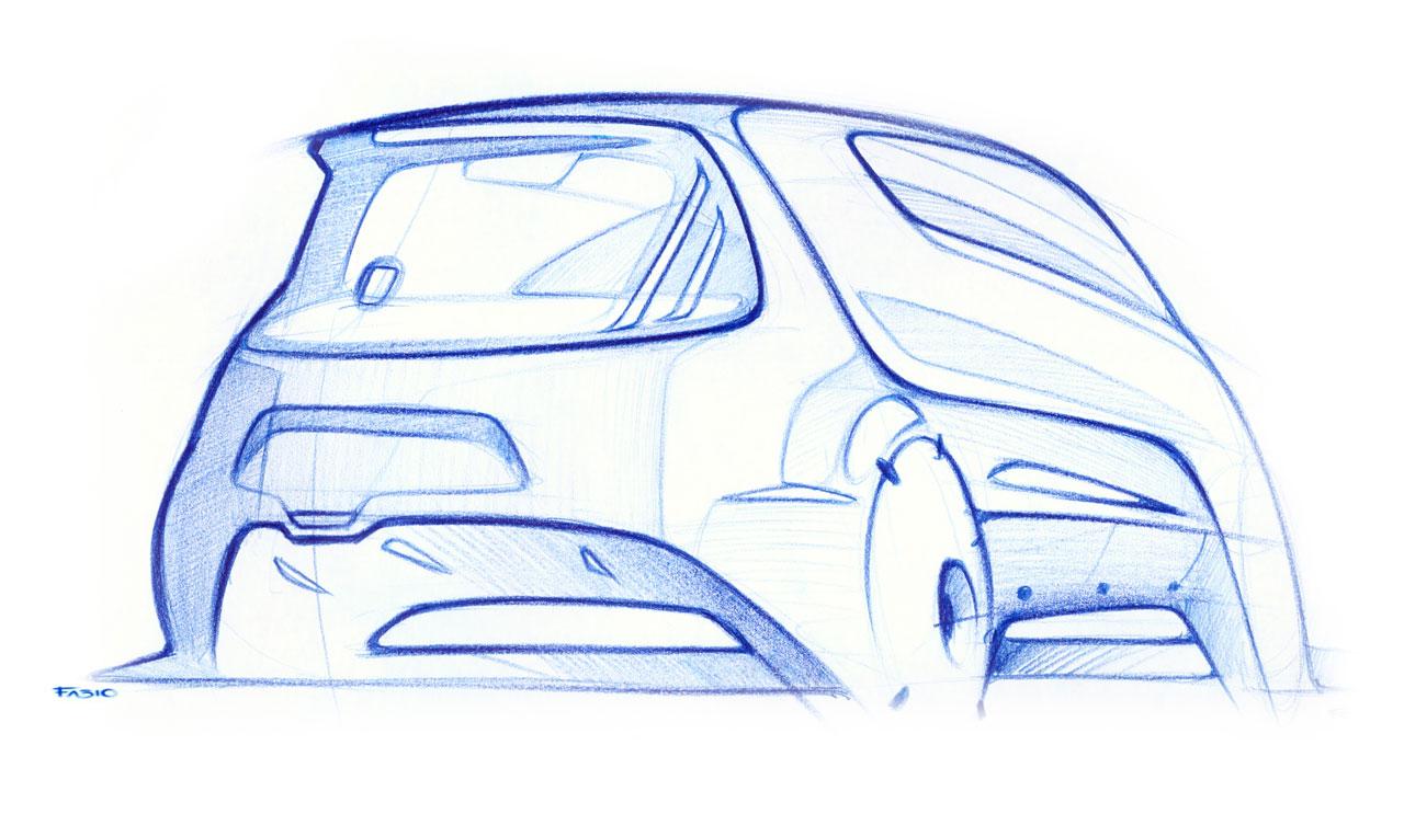 Fiat Mio Fcc Iii Concept The Open Source Car Car Body