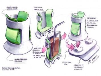 Verithin And Marker Sketch Tutorial Car Body Design