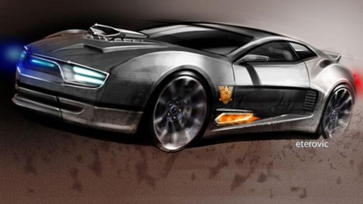 ford mad max interceptor concept car body design. Black Bedroom Furniture Sets. Home Design Ideas