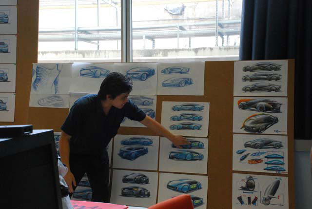 Politecnico di milano transportation design master car for Master politecnico