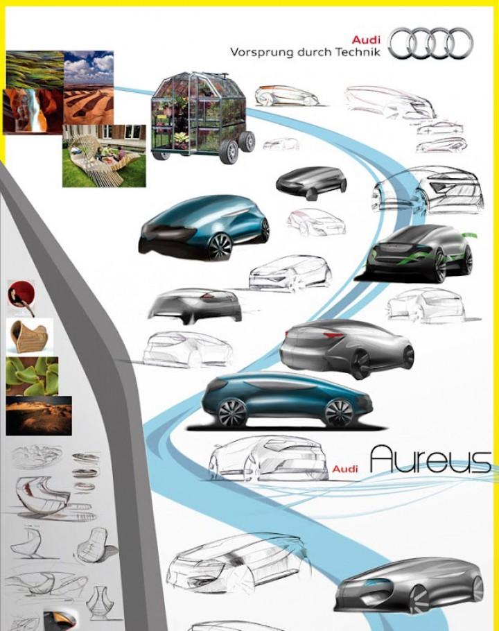 Audi Design UNIverse Workshop - Car Body Design