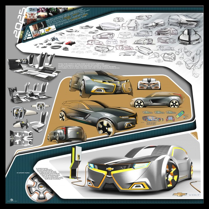 ltu design degree show 2013 part 3 2025 chevrolet volt car body design. Black Bedroom Furniture Sets. Home Design Ideas