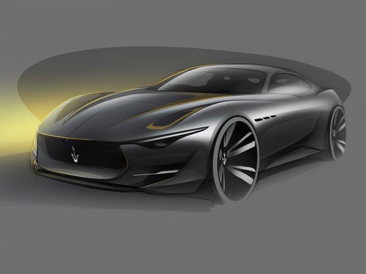 maserati alfieri concept the design car body design. Black Bedroom Furniture Sets. Home Design Ideas